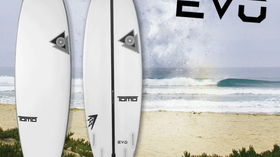 The Evo – Firewire Surfboard
