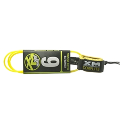 6ft yellow comp leash