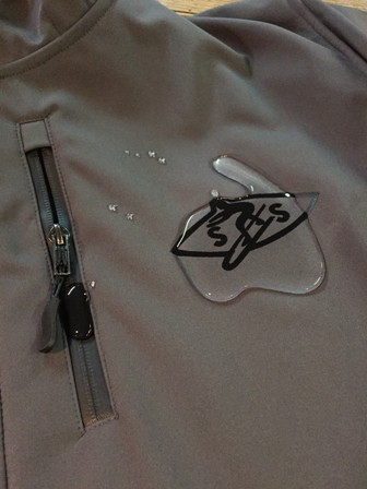 Poly-Tech Hooded Soft Shell Jacket