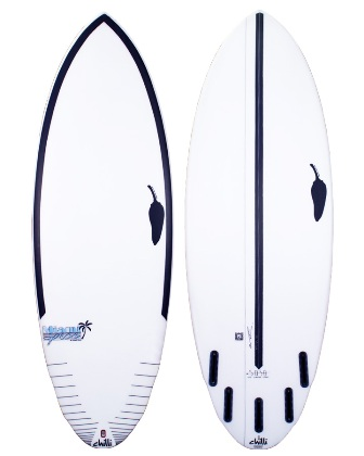 "Chille Surfboards ""Miami Spice"""