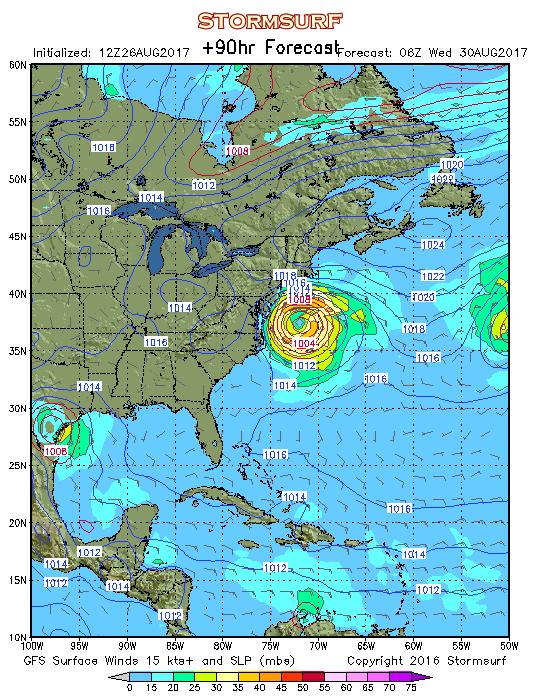 Mid-week Storm