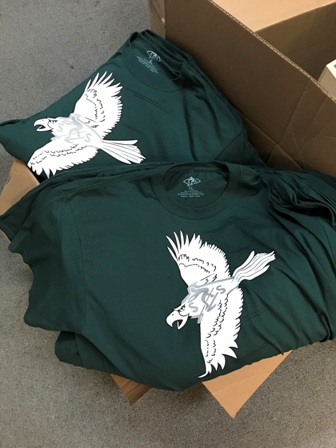 SS-Eagle T has landed!!