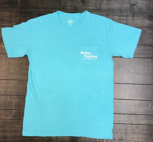 f5a2a42e Surfers Supplies Short Sleeve Pigment Dye
