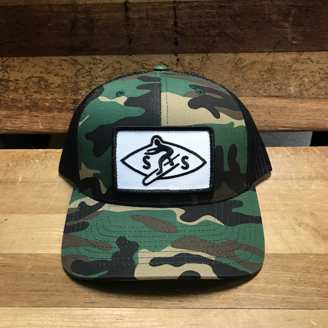SS Patch Hats Make A Great Holiday Gift!