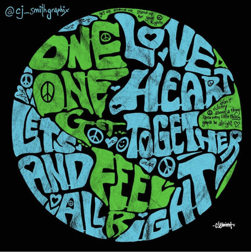 """One Love"""